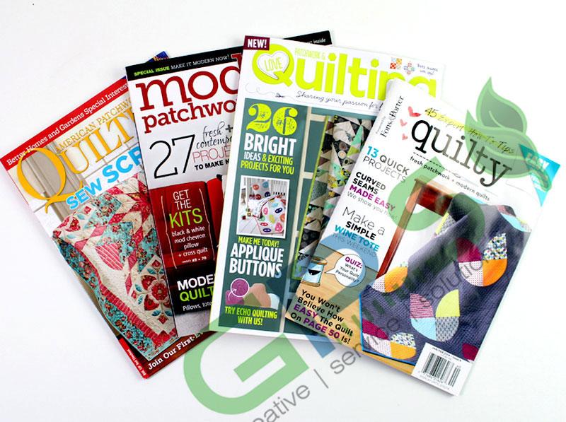 magazine-printing